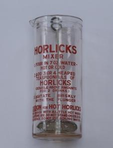Horlicks mixer